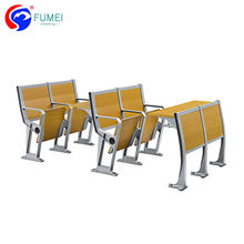 Modern University Desk, Student Table And Chairs Foshan, Folding Study Table With Chair