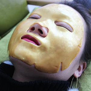Instant Oem Hydrating Hyaluronic Acid Collagen Crystal Homemade Face Skin High-Oxygen Moisturizing Facial Mask