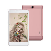 Mobile computer 7 inch tablets 3000mah 3g quad core tablet pc , mini 3g dual sim android pc