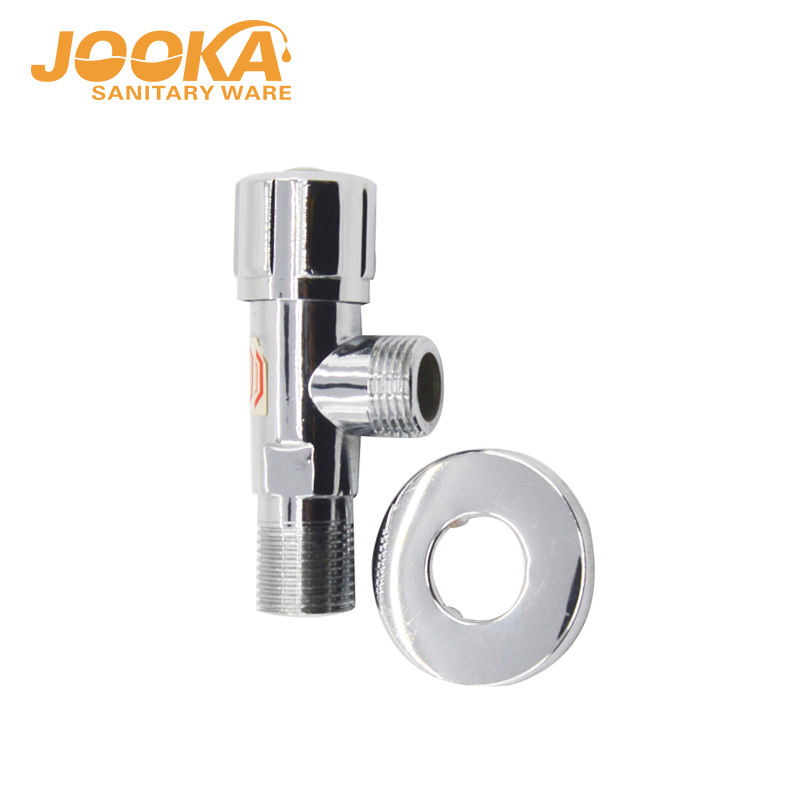 practical design brass body high quality faucet angle stop valve