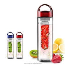 Easy and funny Lifestyle Infuser Water Bottle - Best Fruit Infusion Bottle Made of TRITAN Copolyester