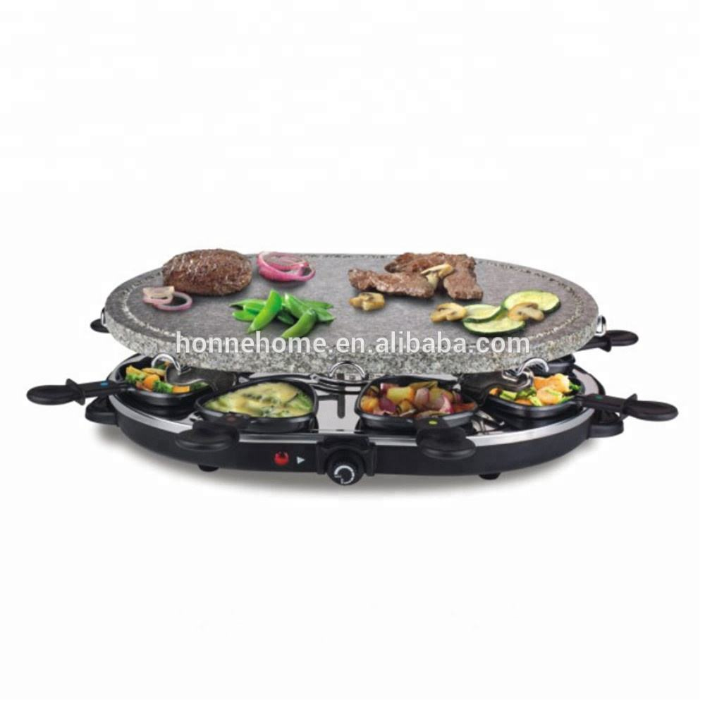 Electric BBQ Grill Raclette Grill Party Grill