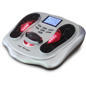 Foot massager với mat acupressure magnetic chức năng