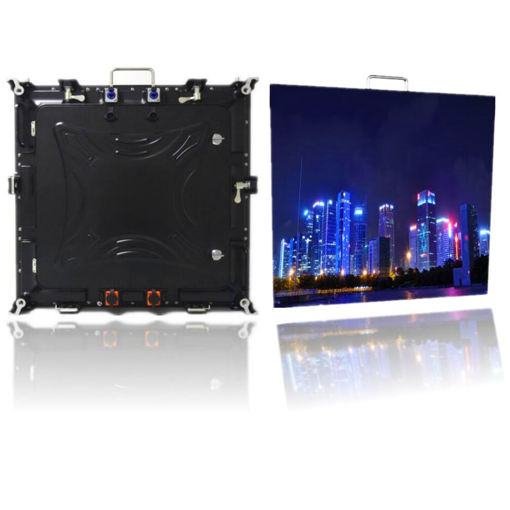 Outdoor smd 3535 led-modul P6 led media video wand digital billboard