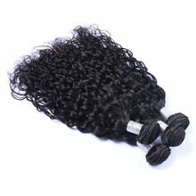 Real natural human hair cheap virgin remi cachet double drawn 3 bundles of brazilian hair for $50