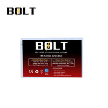 Bolt 12V 12Ah Non Corrosive Electrolyte Advanced Battery For Ups And Standby Application