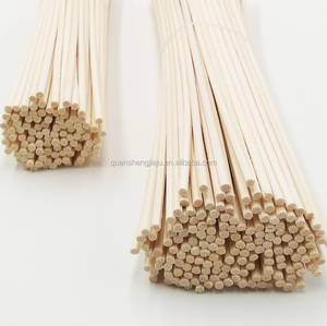 3mm * 24cm Natural Reed difusor de ratán de palo