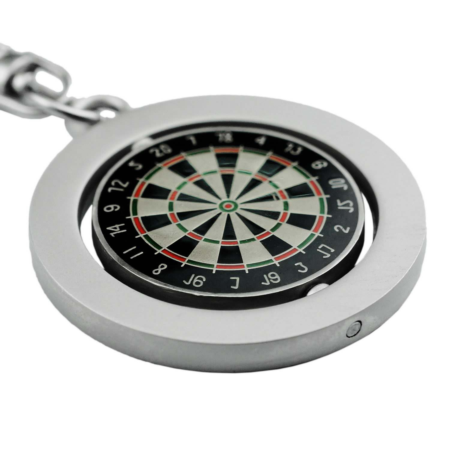 Dartboard Accessories Dart Gift with Keychain Ring