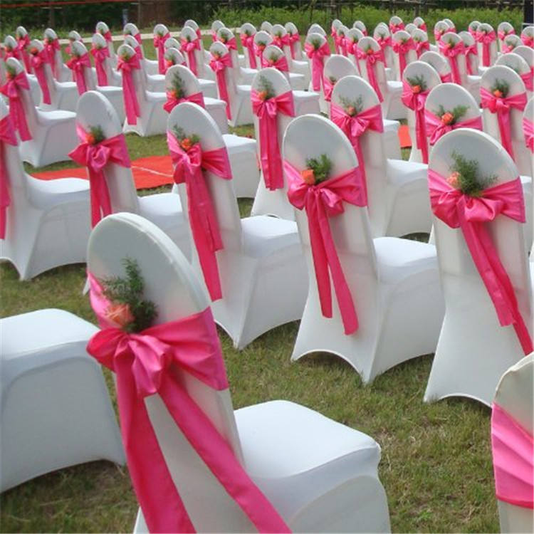 Flower wedding chair sashes @ chair sashes wedding decoration,cheap chair sashes