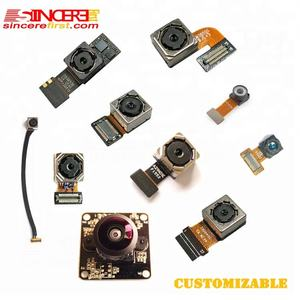 SINCERE FIRST Customized professional 0.3mp VGA infrared cmos camera module ov7670 sensor