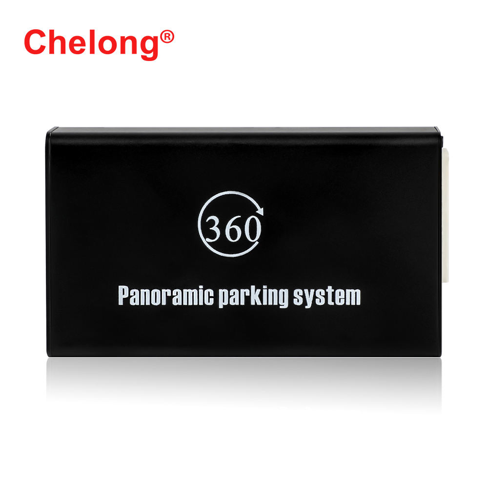 Chelong 360 degree all round view car camera bird view system for audi q5 night vision
