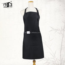 2020 kefei Adjustable Cooking Chef Apron Work Apron With Customized Logo And Pockets For Kitchen Factory