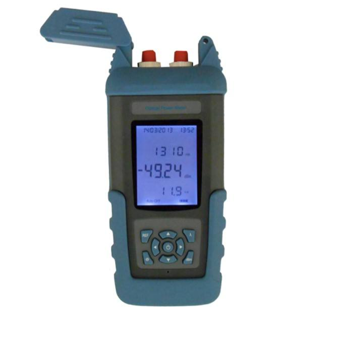 ST801B-B/D Optical Power Meter OPM and Laser source with USB function/storage function