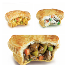 Baker's Oven 12 Months Shelf Life Frozen Chicken Pie, Baking And Pastry