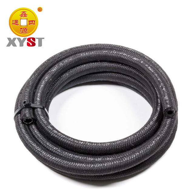 oem manufacturer high quality electric outer braided fuel hose
