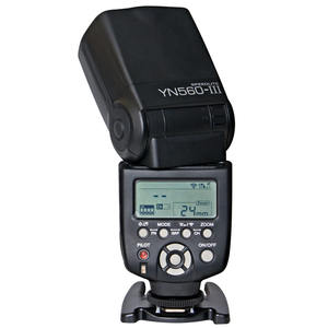 Yongnuo Professional Flash Speedlight Flashlight Yongnuo YN 560 III for Canon for Nikon Camera / Such as: Canon EOS 1Ds Mark, E