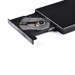 portable cd/dvd rom burner tray loading rw usb external dvd drive External ODD/HDD Exchange for Laptop