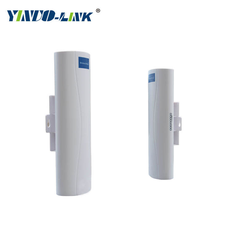 YINUO-LINK 5.8GHZ <span class=keywords><strong>300Mbps</strong></span> <span class=keywords><strong>आउटडोर</strong></span> सीपीई लंबी दूरी PTP <span class=keywords><strong>वायरलेस</strong></span> पहुँच बिंदु पुल