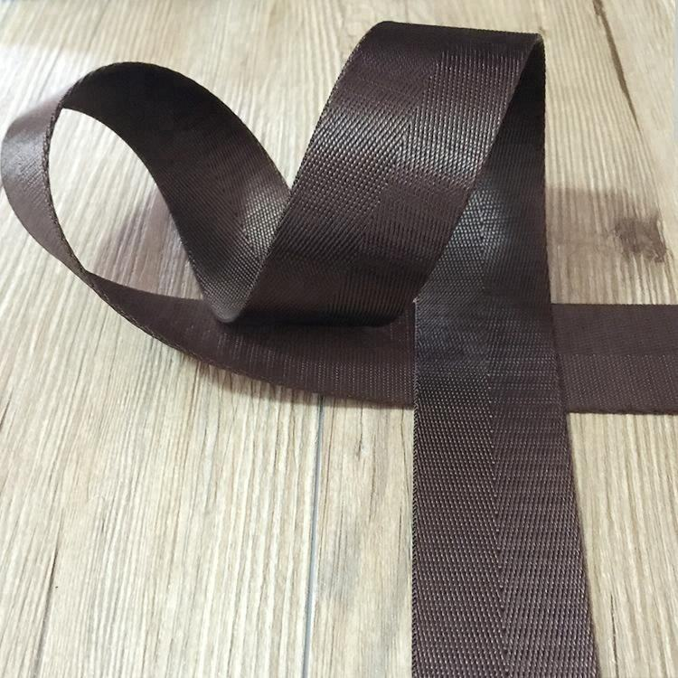 color stock twill Imitation nylon Polyamide webbing tape for strap bag