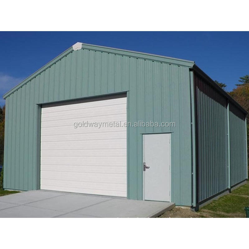 cheap steel structure building house warehouse garage workshop