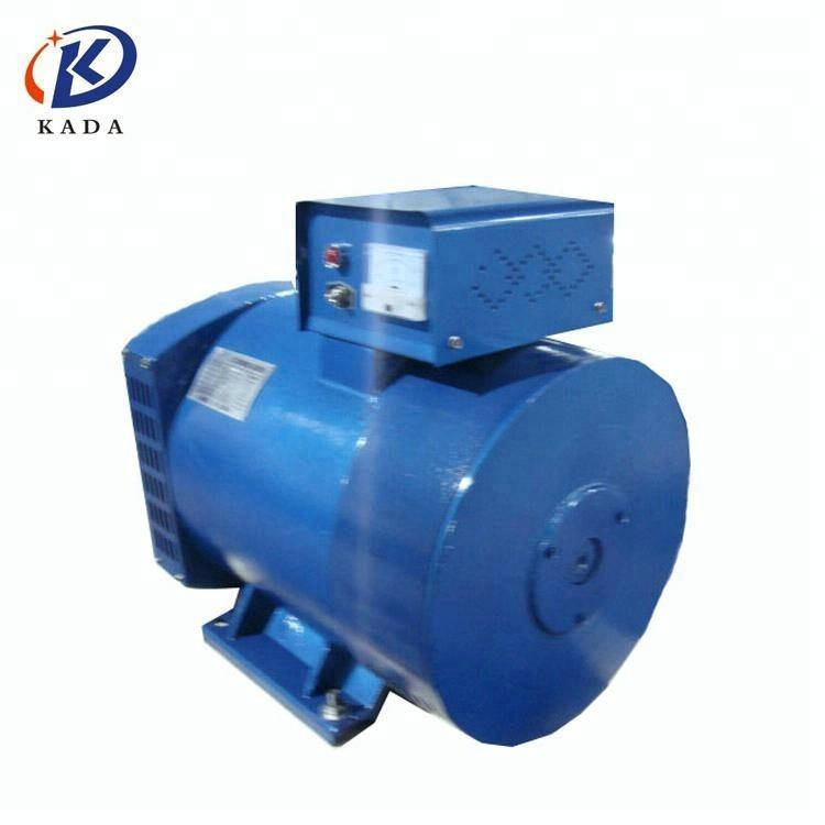 KADA 10 kw alternator generator 110v 220v 50hz 10kva alternator 10kw dynamo