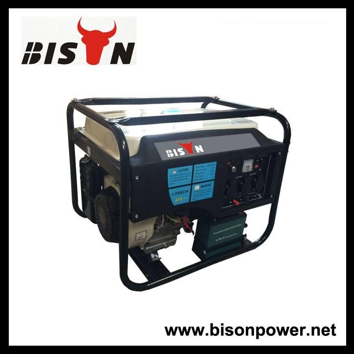 가솔린 발전기 정격 전력 계수를 7kw 실제 0.8 구매자