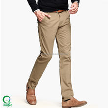 Cheap Wholesale Khaki Pants Chino Casual Trousers Men