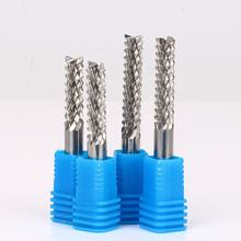 Corn Teeth End Mill Milling Cutter CNC Router Bits Tools