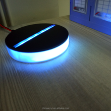 best price custom design led light bases for acrylic