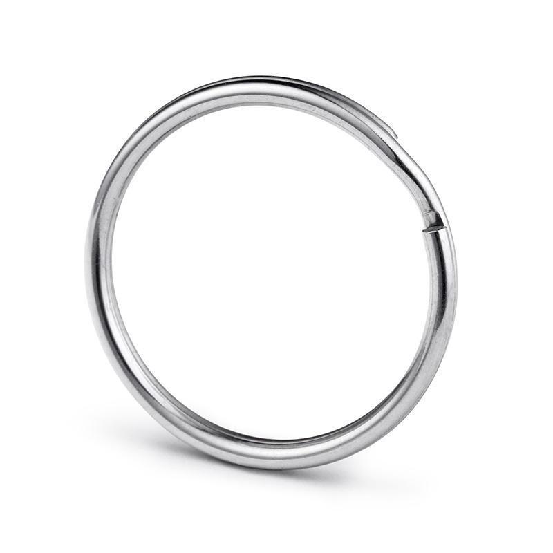 Stainless steel key ring key ring car key chain multi-purpose ring//7//13//20MM 200