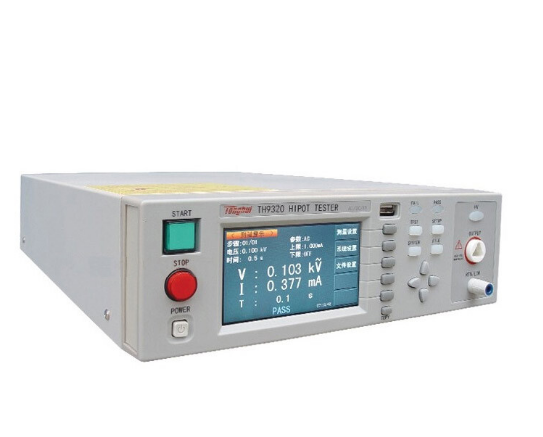 TH9320 AC DC withstanding hipot tester