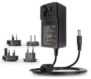 24V 2.5A interchangeable plug power adapter 24v 2.5a ac dc power adapter 24 volt dc 2.5a power supply