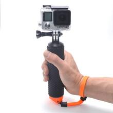 Handle Mount Accessory Float Monopod Floating Hand Grip For Go Pro Sports Camera