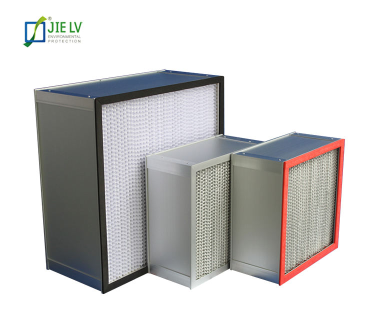 U17 hepa air filter hepa fan filter unit