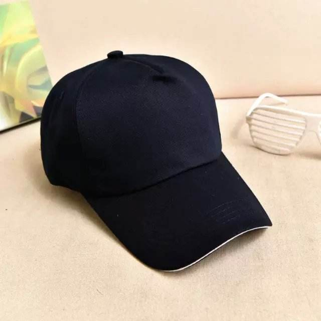 Great Quality Cotton Caps and Hats Fitted Cap Suitable for All Adults