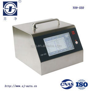 Six -Channel Handheld Laser Particle Counter