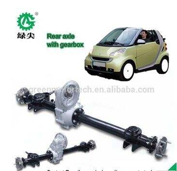 5kw Electric car Motor Driving Rear Axle