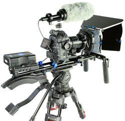 Proaim kit-3( полнофункциональный) dslr кино установка комплекта