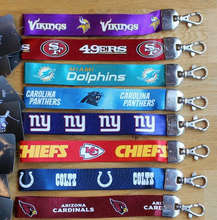 New Design NFL Keychain Lanyards Wholesale