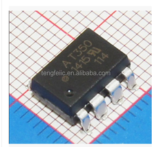 High Speed Optocouplers 100kBd 1Ch 0.5mA 10 pieces