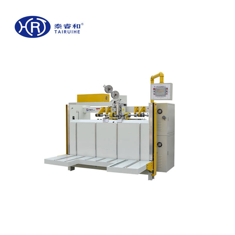 Semi Automatic Corrugated Carton Box Stitching/Stitcher/Making Machine
