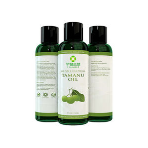 Private Label Aromatherapie Grade 100% Pure Organic Tamanu Olie
