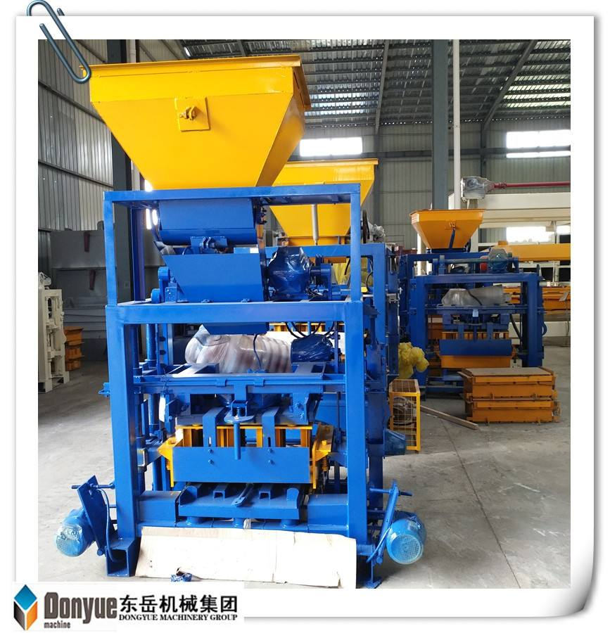Bricks Making Machine Price In India QT40-1 Cement Brick Making Machine Price List In India
