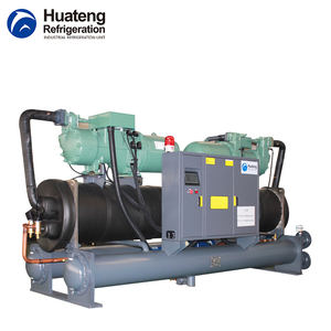 Air-Cooled Chiller Air Industri Controller