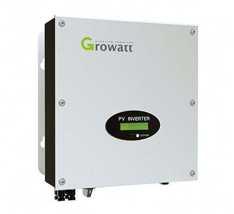 2KW 3KW 5KW 10KW 20KW 30KW Growatt solar Inverter on grid electric power inverter