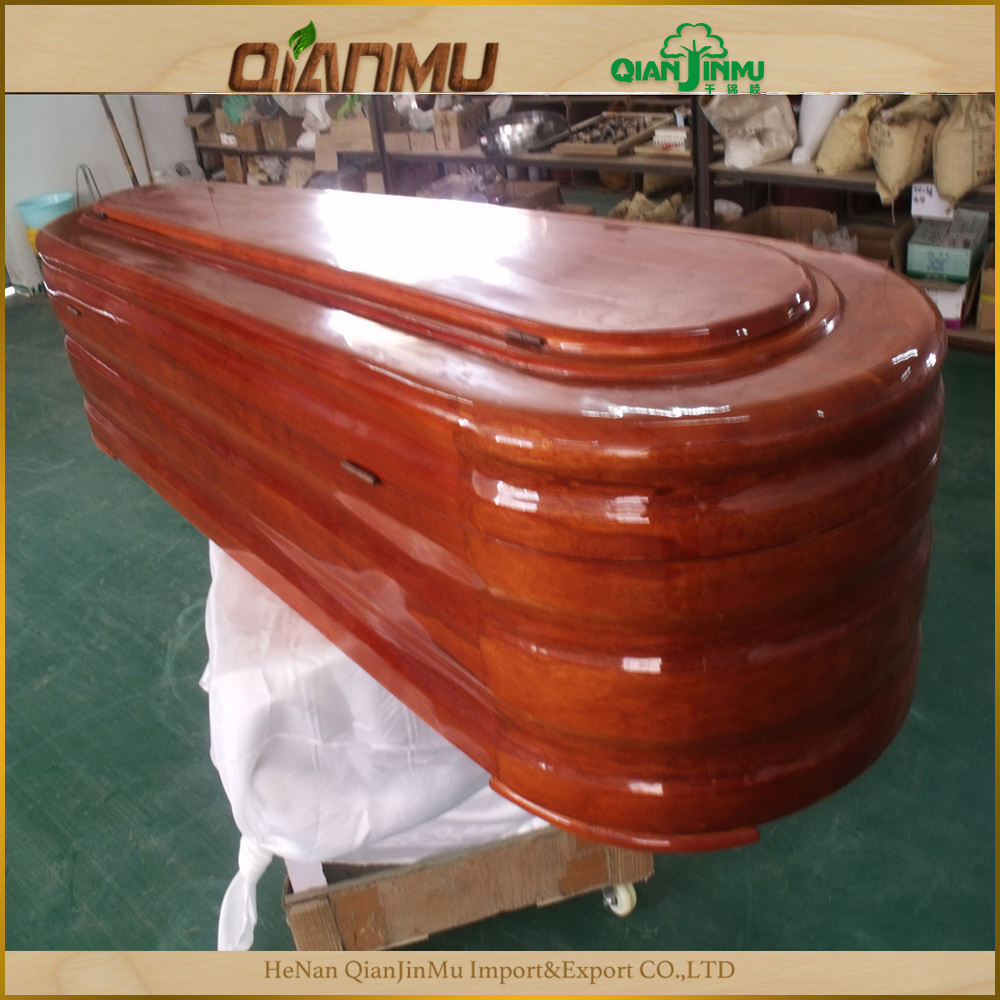 europe coffin with casket interior decoration and coffin accessories