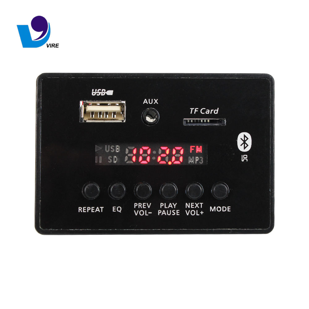 lettore mp3 usb video decoder modulo