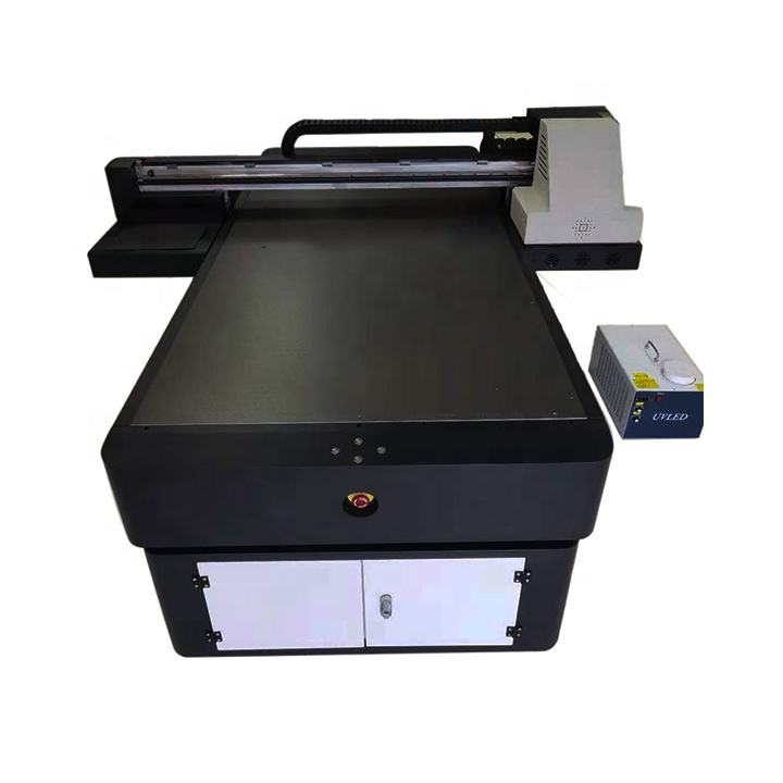 New Trend Large Format A0 100*150 Digital UV LED Flatbed Printing Machine
