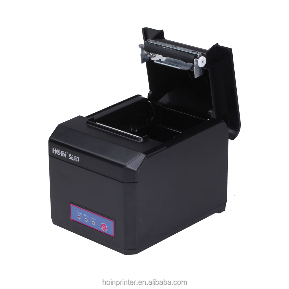 HOP-E801 80mm WIFI Thermodrucker, POS Drucker Mit Autocutter in POS System, China Fabrik