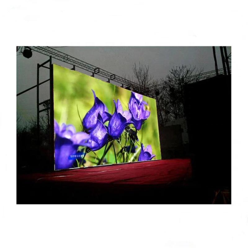 Outdoor P4.81 LED Opto-elektronische Displays Full Color Verhuur Scherm